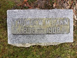 Capt Thomas W McCann