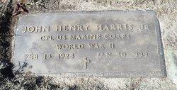 John Henry Harris, Jr