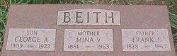 Mina Viola <I>Hutchings</I> Beith