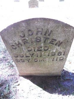 John Christen