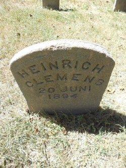 Heinrich Clemens