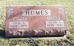 Leon August Humes