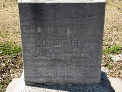 George Harry Hallet
