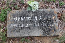 Sam Franklin Alred