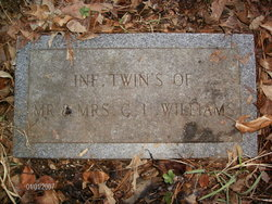 Infant Twins Williams