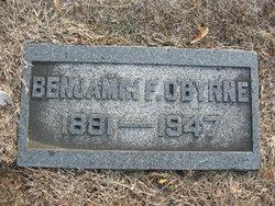 Benjamin F. O'Byrne