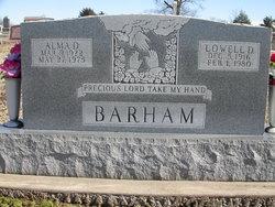 Lowell Dellos Barham