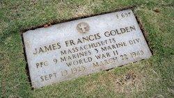 PFC James Francis Golden