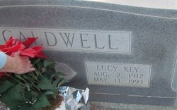 Lucy <I>Key</I> Caldwell
