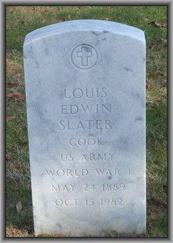 Louis Edwin Slater