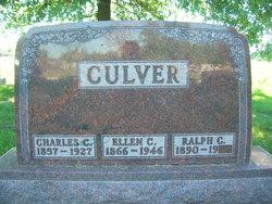 Ellen Charity <I>Adams</I> Culver