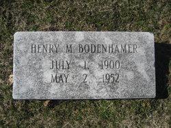 Henry <I>McKinley</I> Bodenhamer
