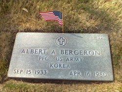 Albert Anthony Bergeron