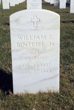 William C Bintliff, Jr