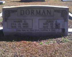 John Arthur Dorman