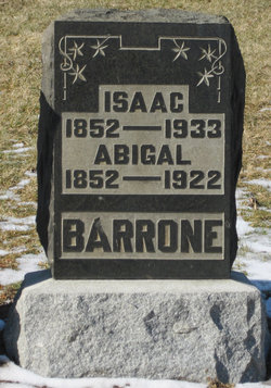 Abigail <I>Curtis</I> Barrone