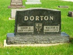 Lucy J <I>McKinney</I> Dorton