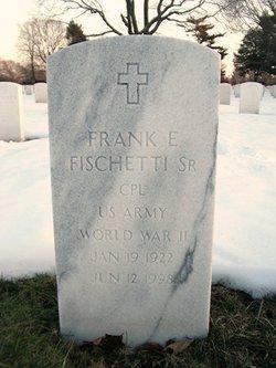 Frank E Fischetti, Sr