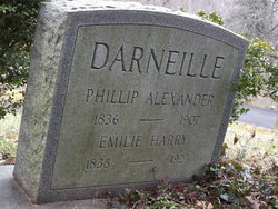 Emilie <I>Harry</I> Darneille