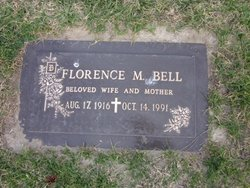 Florence Marie <I>Krause</I> Bell