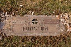 Violet Elizabeth <I>Fessler</I> Funston