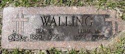 Ira William Walling