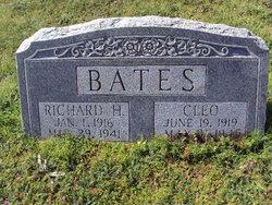 Richard Hubbard Bates