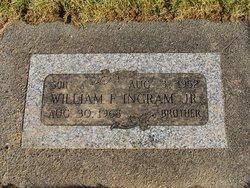 William Francis Ingram, Jr