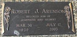 Robert J Arenson