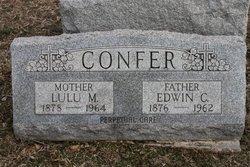 Edwin Clyde Confer