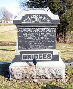 Nancy Catherine <I>Groves</I> Bridges