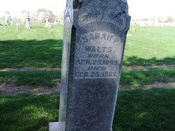 Sarah P. <I>Merritt</I> Walts