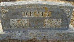 Lucius Columbus Betts