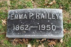 Emma <I>Percival</I> Railey