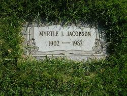 Myrtle Lenora <I>Crane</I> Kidd Riley Jacobson