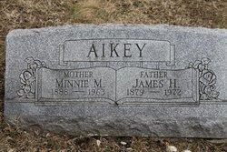 Minnie Mae <I>Aikey</I> Aikey