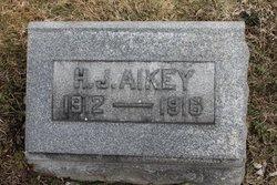 Harold J Aikey