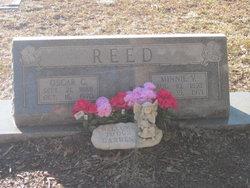 Oscar G Reed