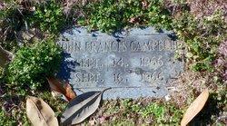 John Frances Campbell