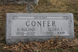 "Nevan Roland ""Ronnie"" Confer"