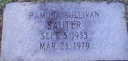 Ramona <I>Sullivan</I> Sauter