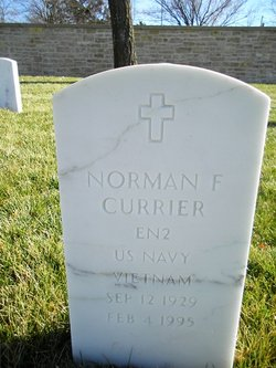 Norman F Currier