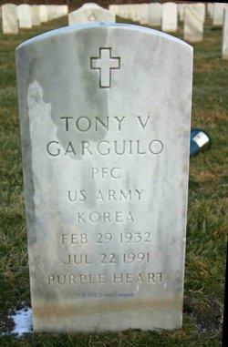 Tony V Garguilo