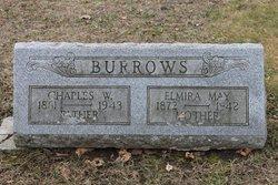 """Elmira May """"Ella"""" <I>Reeder</I> Burrows"""