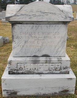 Charles Edgar Mumford