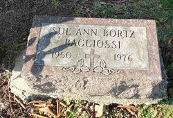 Sue Ann <I>Bortz</I> Baggiossi