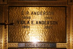 Clarence Peter Anderson