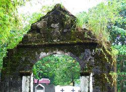 San Antonio, Zambales - Catholic Cemetery