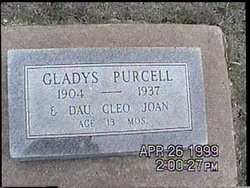 Gladys L. <I>Wilson</I> Purcell