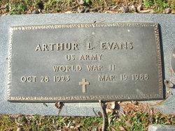 Arthur Louis Evans